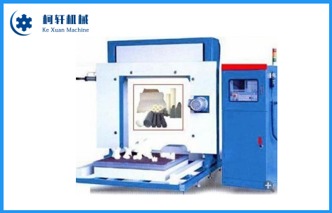 CNC Contour Sponge cutting machine