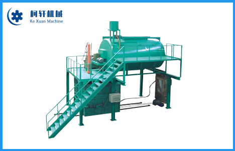 Re-bonded Sponge Making Machine