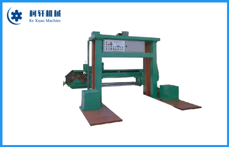 Long Sheet Sponge Cutting Machine